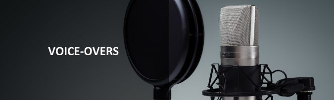 Voice Over services in Dubai, Voice Over Services