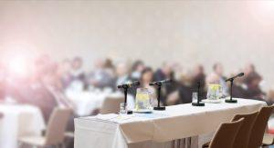 خدمات إدارة الفاعليات والمؤتمرات