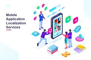 Mobile application Localization Services