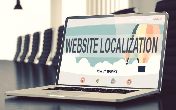 Website Localization Services in Dubai, Arabic Website Localization, Website Translation in Dubai